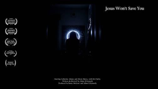 Jesus Won't Save You